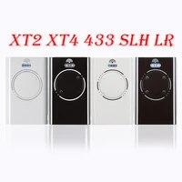faac xt2 xt4 433 slh lr 787007 787008 remote control fob 433mhz garage door command long range gate opener