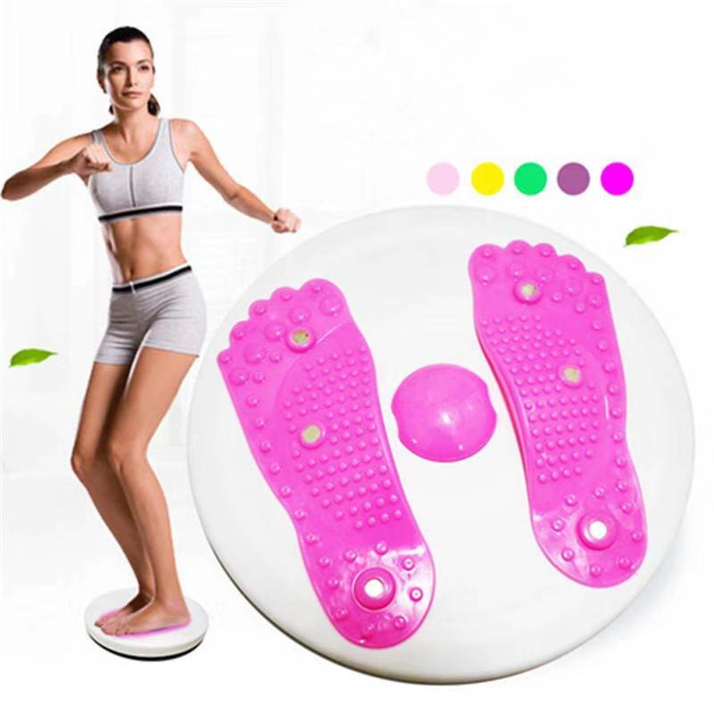Twisted disk magnet home fitness equipment exercise sport waist waist ladies body shaping belly beau