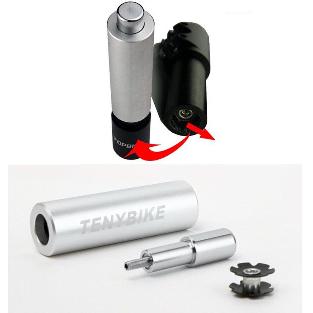 Profesional bicicleta horquilla auricular tuerca estrella ajuste herramienta Setter instalador