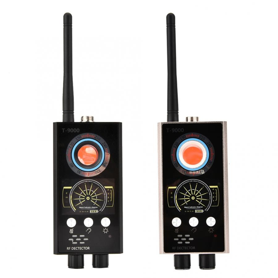 Wireless portable Anti-sneak Anti-tracking Detector Radio Scanner Mini Size Detector
