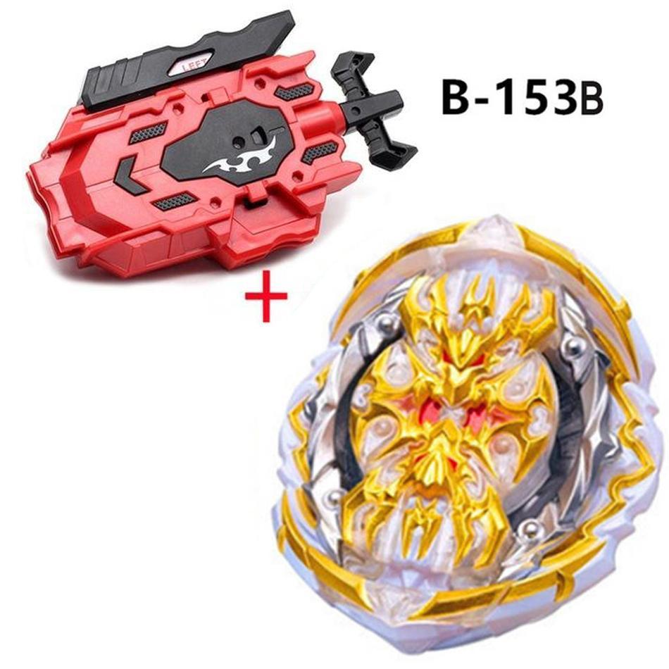 Takara Tomy, todos los modelos de lanzadores, Beyblades Burst B-153 B-154, juguetes GT Arena Metal God Fafnir, Blayblade, hoja superior de juguete