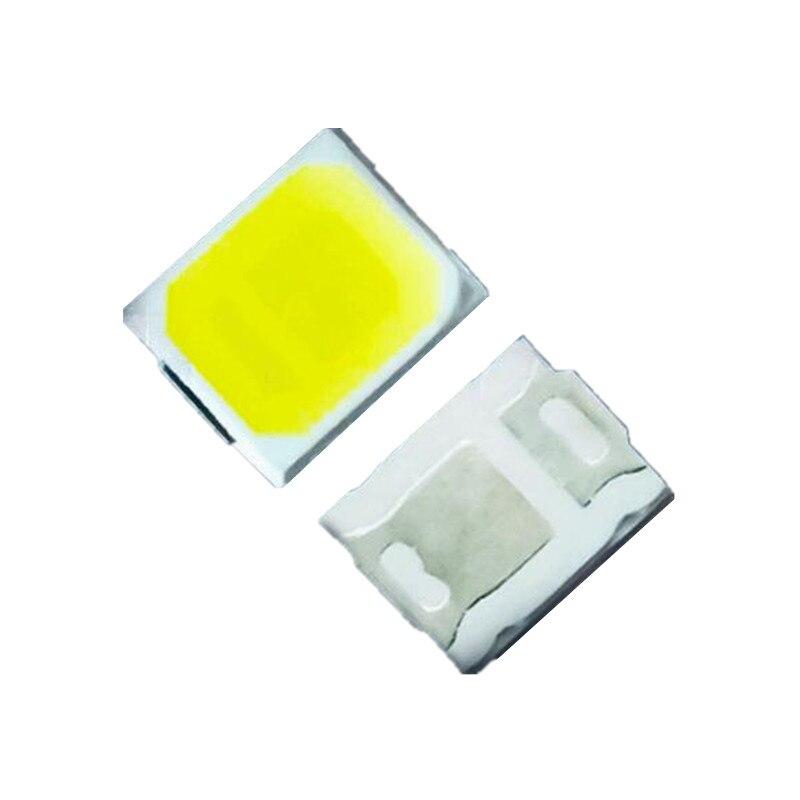 2835 SMD Alta brilhante LEVOU chip talão Cordas de luz Para lâmpadas lâmpadas 0.2w 21-23LM 60mA 3.2-3.6V SANAN Chips Frete Grátis 100PCS