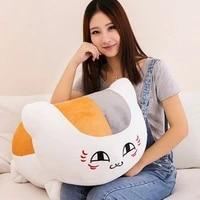 cute cat plush doll soft toys plushie fluffy pillow stuffed animals cartoon anime kawaii room decor children toys birthday gifts