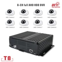 1080p 8ch full hd with 4g gps car and mobile dvr