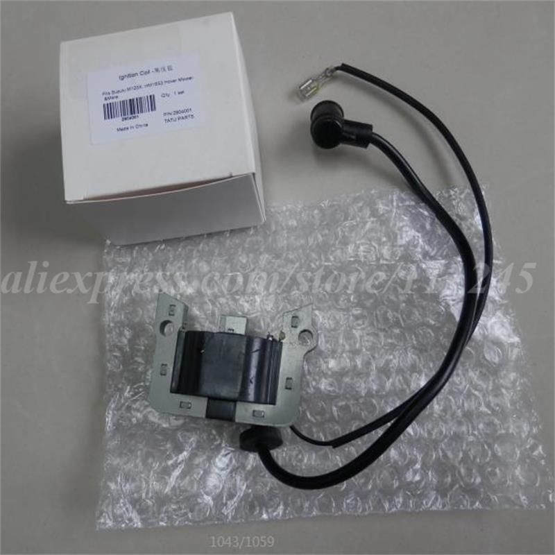 M120X Катушка зажигания для SUZUKI HM19S2 HOVER косилка 121.5CC 1E58FL Магнето MOUDLE арматурный статор воспламенитель Бесплатная доставка