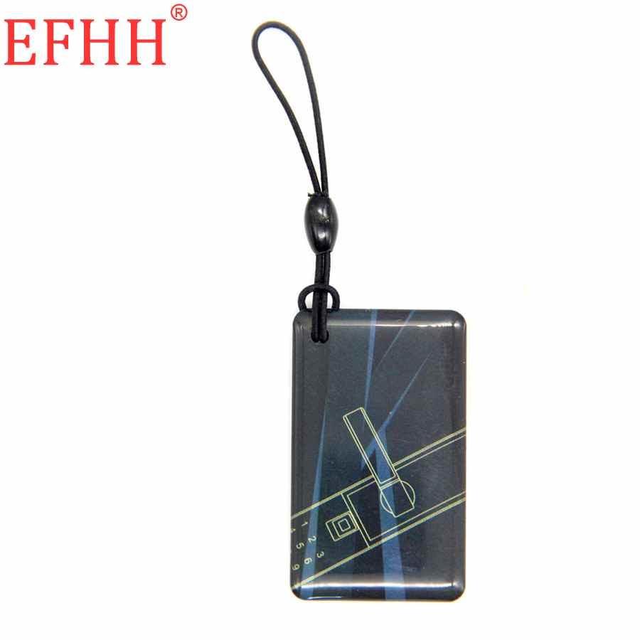 1Pcs 13,56 MHz IC M1 S50 Keyfobs Tags Access Control RFID UID Wiederbeschreibbare NFC Karte Schlüssel Token Keychain ABS wasserdicht