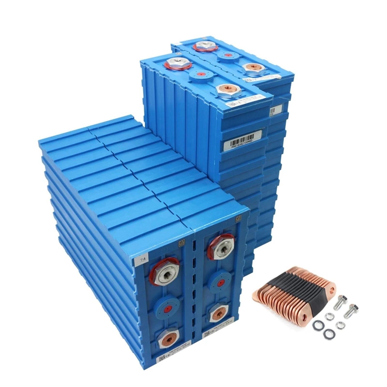Lifepo4 200Ah 4 قطعة بطارية قابلة لإعادة التدوير 3.2 فولت الصف أ ليثيوم الحديد الفوسفات الخلايا الشمسية تخزين الطاقة الاتحاد الأوروبي الولايات المت...