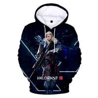 hooded sweatshirt 3d fashion design menswomens casual autumn high quality pullover 2021