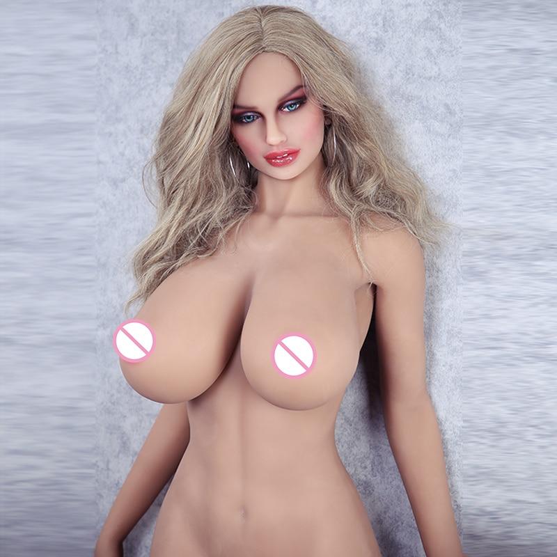 Sexo dolll para hombres realista amor vagina 170 cm II Cuerpo realista muñeca de silicona pechos grandes gran culo juguete sexual