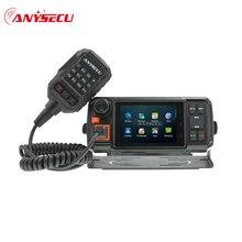 Anysecu 4G Android réseau émetteur-récepteur GPS talkie-walkie 4G-W2Plus POC Radio mobile Anysecu N60plus Android autoradio