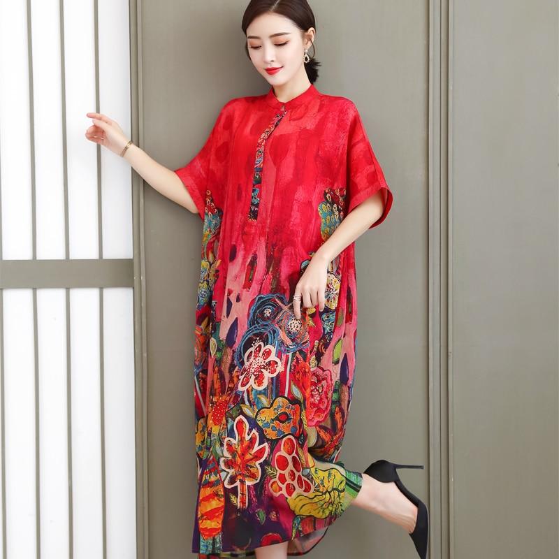فستان صيفي غير رسمي بطبعة زهور ، فستان سهرة أنيق ، محفظة ، ملابس عمل ، ملابس الشارع ، ريترو ، 2020