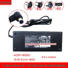 Echtes ACDP-160D01 Ladegerät für Sony TV Adapter 19,5 V 8,21 EINE XBR43X800E Bravia XBR-55X850D ACDP-160E01 KD-43XD8088 KD-43XD8305