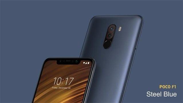 Фото1 - Смартфон xiaomi poco f1, 6 ГБ 128 ГБ, Snapdragon 845, с экраном 2246*1080 пикселей
