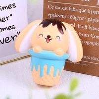 stress reliever toys mini adorable puppy cone slow rising scented fidget toy kawaii stuff for kids adults %d0%b0%d0%bd%d1%82%d0%b8%d1%81%d1%82%d1%80%d0%b5%d1%81%d1%81 %d0%b4%d0%bb%d1%8f %d1%80%d1%83%d0%ba