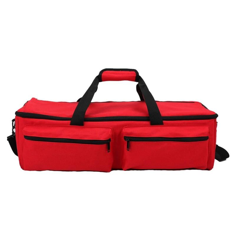Estuche de transporte de herramientas para máquinas de cortar, bolsa de viaje Compatible con Cricut Explore Air 2, fabricante de Cricut, silueta CAMEO3 R