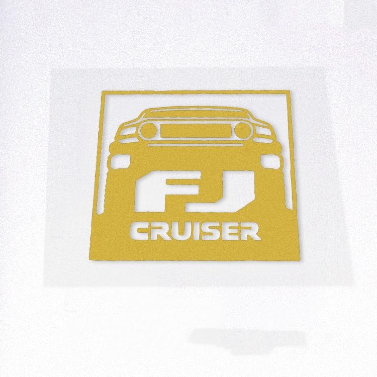Car Styling Vinyl Auto Body Window Sticker Decals for FJ40 CRUSIER LC200
