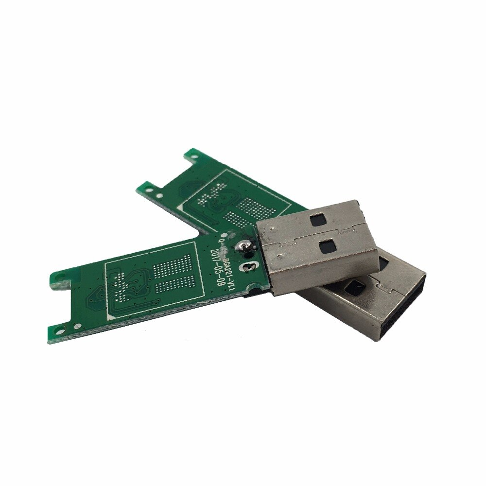 ANDK DIY U disk eMCP 221 USB 2,0 U disk PCB accesorios de controlador principal sin memoria flash para reciclar emcp221 BGA 221 chips