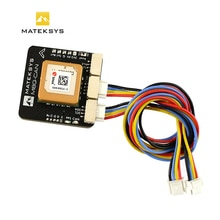 Matek Systems GPS M8Q-CAN UAVCAN GPS Module for RC FPV Racing Drone RC Quadcopter RC Models Toys DIY