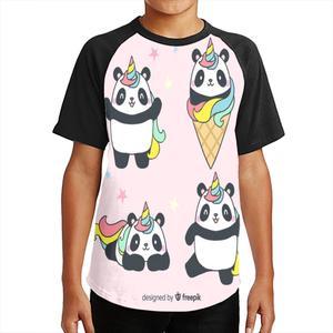 printing panda tops t shirt cute female/male social t shirt panda slipper women/men t shirt