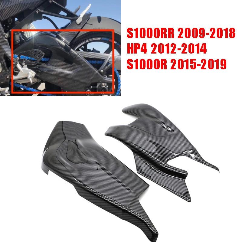 Карбоновый защитный чехол Крышка маятника для bmw s1000rr 2009-2018 , HP4 2012 2013 2014 , s1000r 2015-2019, чехол с поворотным рычагом