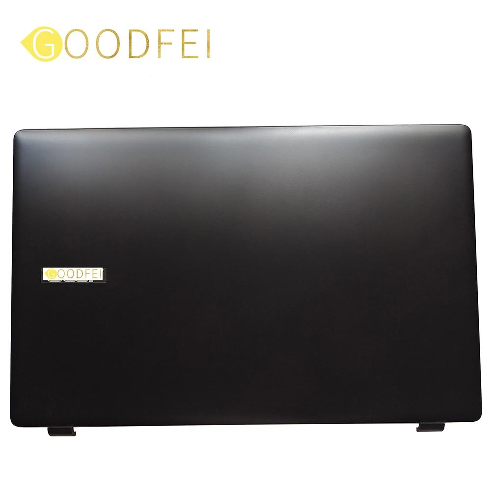 جديد الأصلي لشركة أيسر E5-571 E5-551 E5-521 E5-511 E5-511G E5-511P E5-551G المحمول LCD الغلاف الخلفي الخلفي غطاء شاشة أعلى حالة الأسود
