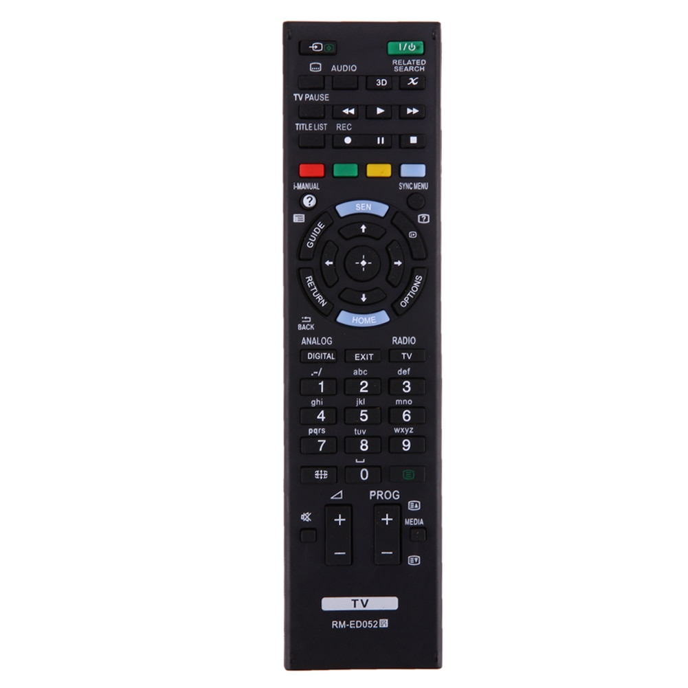 Фото - RF Remote Control Replacement for SONY TV RM-ED050 RM-ED052 RM-ED053 RM-ED060 RM-ED046 RM-ED044 Television Remote Controller rm c04