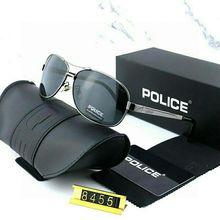 POLICE Aviation Sunglasses High Quality Retro Sunglasses Men Polarized Sunglass Brand Design Male Su