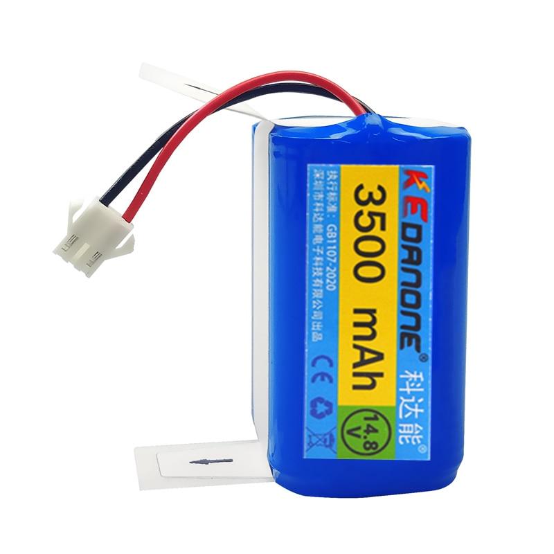 aliexpress.com - KEDANONE 14.4V 3500mAh Li-ion Battery for Conga Excellence 990 Ecovacs Deebot N79 N79S DN622 Eufy RoboVac 11 11S RoboVac 30 etc