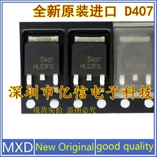 5Pcs/Lot New Original AOD407 D407 MOS Field Effect Tube Import Good Quality