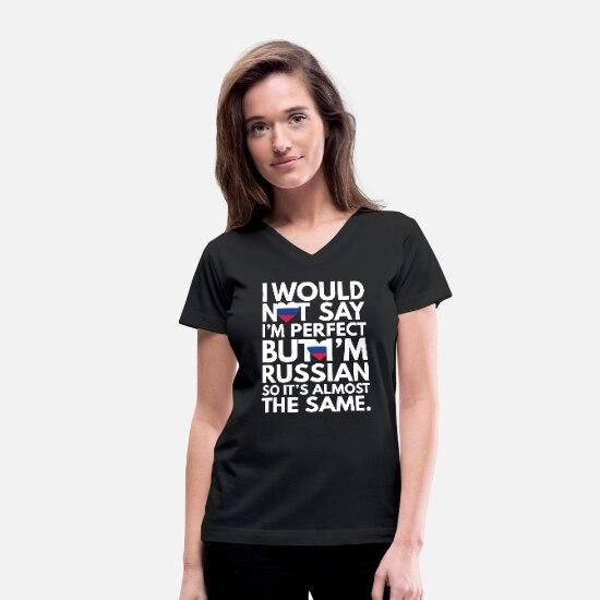 No creo que sea perfecto, pero soy ruso, así que es casi la misma camiseta de mujer
