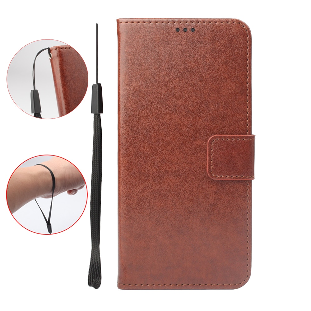 Flip Case For Huawei P10 20 30 Nova 2 S 4e Pro Plus lite Enjoy Y6 Pro Y5 2019 9S Cover Honor 7A 9 9i V9 10 10i V10 8X 8A Y6 2018