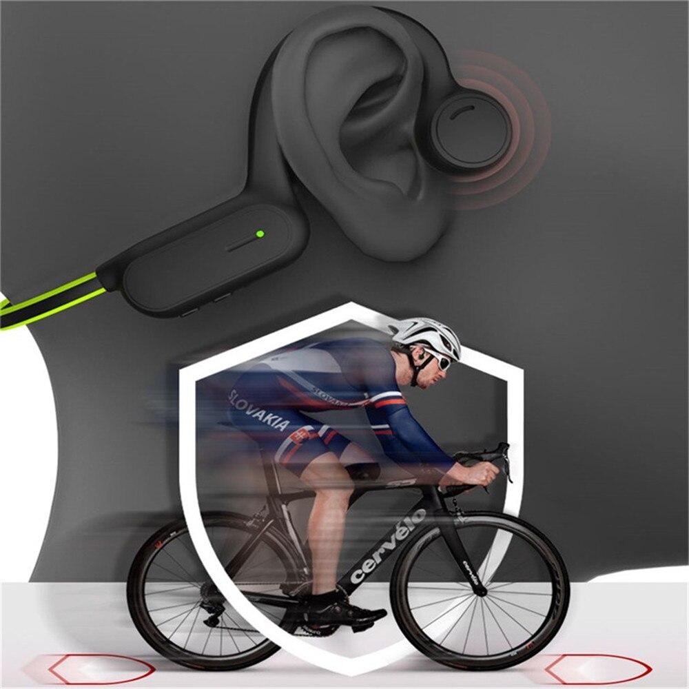 Open Ear Earphones Audio Waterproof Sport Headset Wireless Stereo Air Conduction Headphone For Cycling Running Hiking enlarge