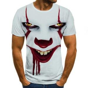 New Letter Short Sleeve T-Shirts 3D Print Hip Hop Fashion Men/Women Summer T-Shirts Casual Clothes