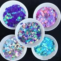 10g laser unicorn decor glitter sequins uv resin jewelry handmade mould stuff diy craft accessories sparkle fillings nail art