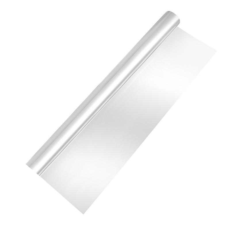 10m x 54cm transparente celofán envoltura rollo para regalo flores ramo cestas envoltura artes y manualidades suministros