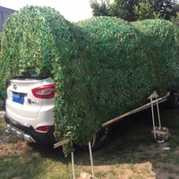 1 5m width hunting military camouflage nets army green camo netting camping sun shelter garden car covers tent carport sun shade