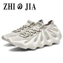 2021 New Trend Couple Shoes Outdoor Men's Sports Shoes Fashion Casual Shoes Soft Men's Shoes Light R