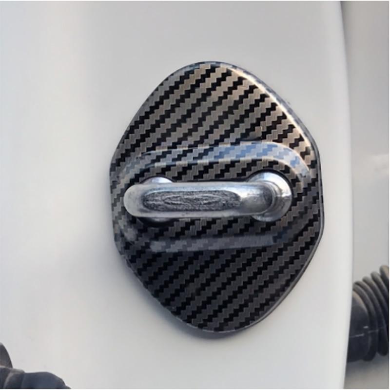 Car Door Lock Auto Door Decoration Cover Door Stopper Protection Cover For Honda Accord Civic Mugen Fit CRV Jazz Accessories