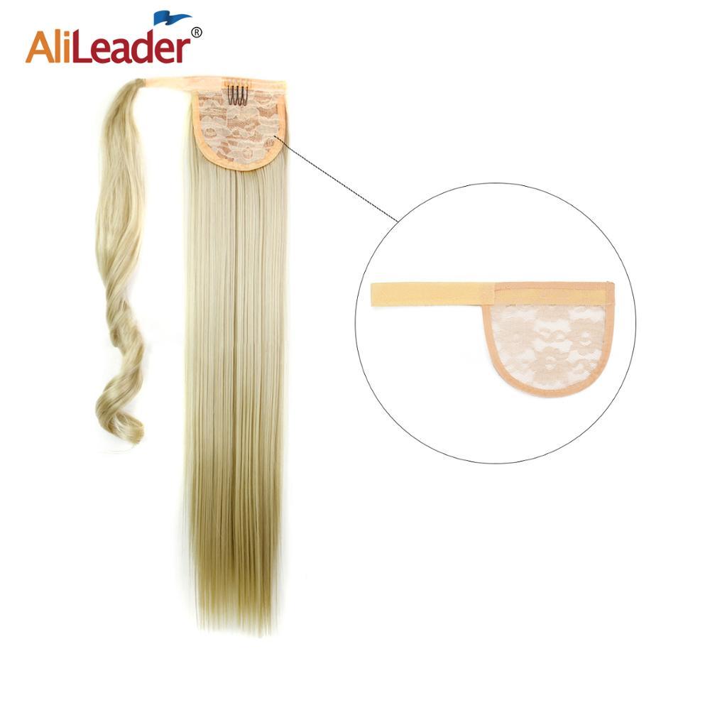 Alileader Balck Beige Ponytail Hairnet In Wholesale Adjustable Strap Weaving Wig Caps Hair Net For Making Ponytail Hair Maker