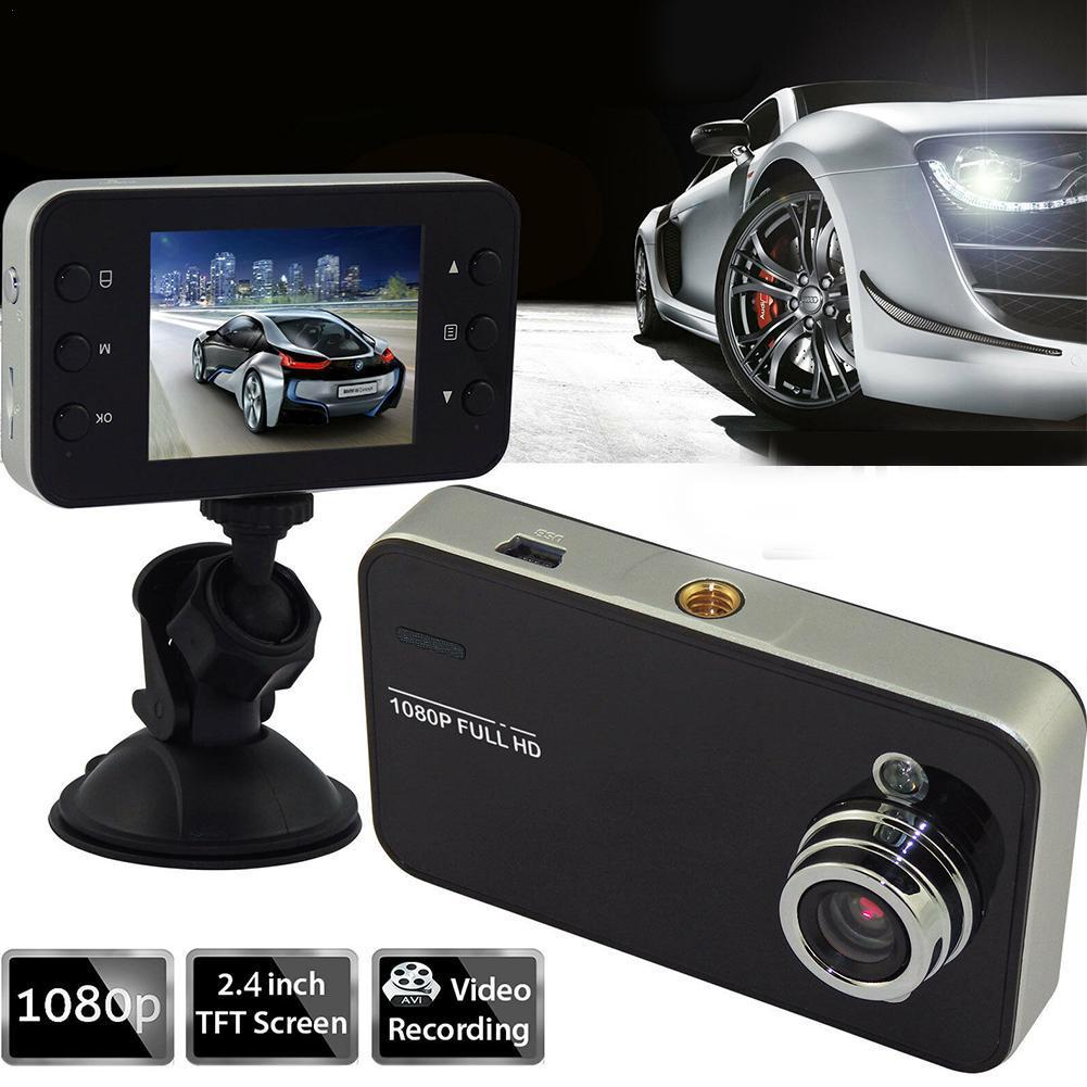 Car DVR Black Dashboard Night Vision Camera Video Recorder DVRs Dash Mini Cam Loop Recording H4X6