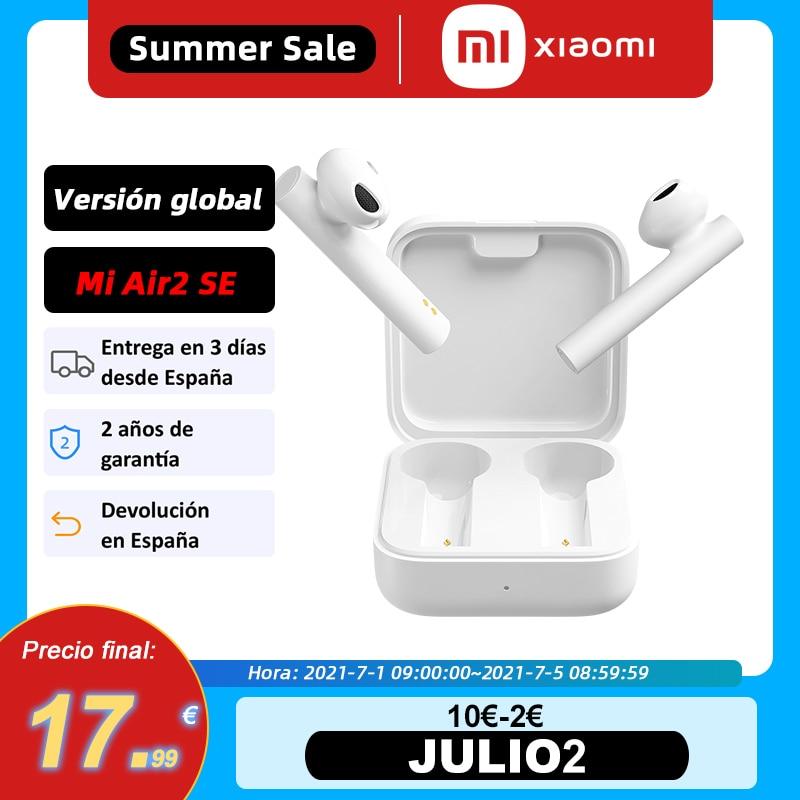 Xiaomi Mi Air2 SE Wireless Bluetooth Mi True Wireless Earphones 2 Basic AirDots 2 TWS Mi True Wireless Earbuds Touch Control