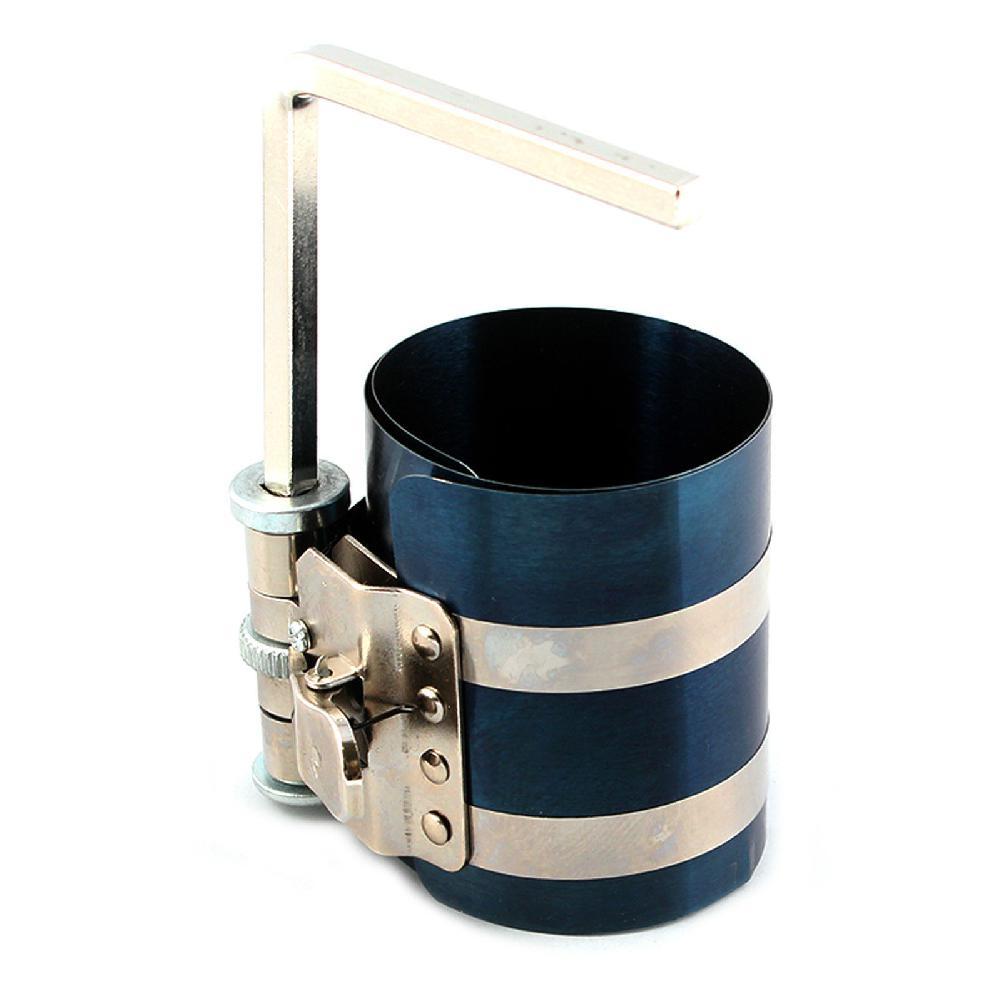 Инструмент для монтажа автомобильного поршневого кольца компрессора, инструмент для автомобиля от 53 мм до 125 мм, автомобильный механически...