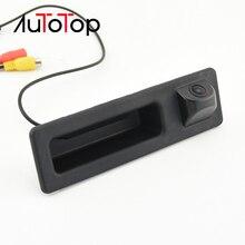 Autotop caméra de recul pour Série 5 F10 F11 2011-2015 Série 3 F30 F31/X3 F32/X4 F25/X5 2012-2015 caméra de stationnement
