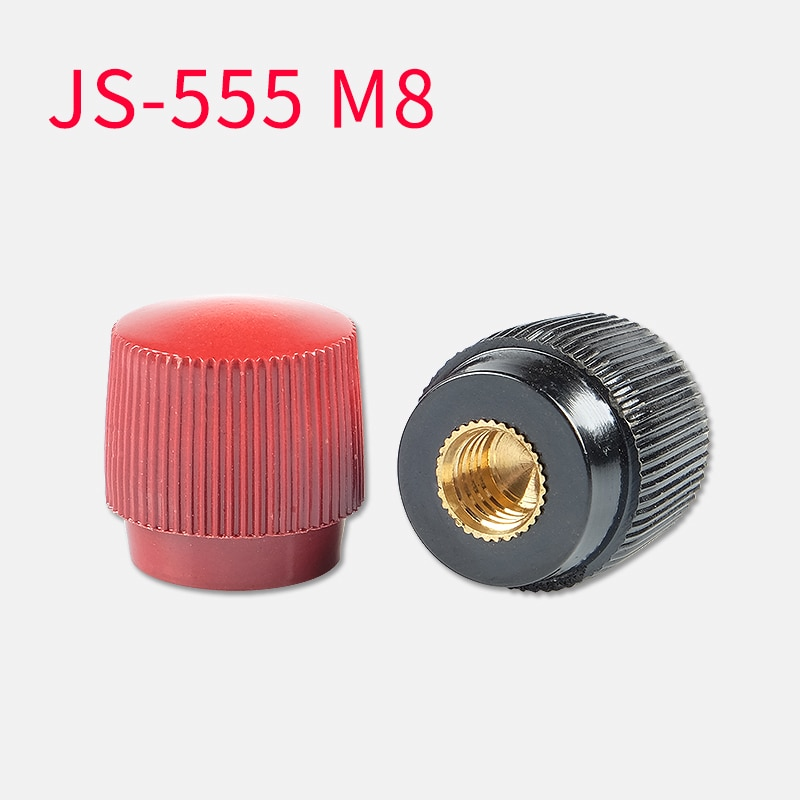 555M8 tuerca de poste de cobre BX1-200 soldador de arco de CA Post tuerca de cobre máquina de soldadura a la antigua