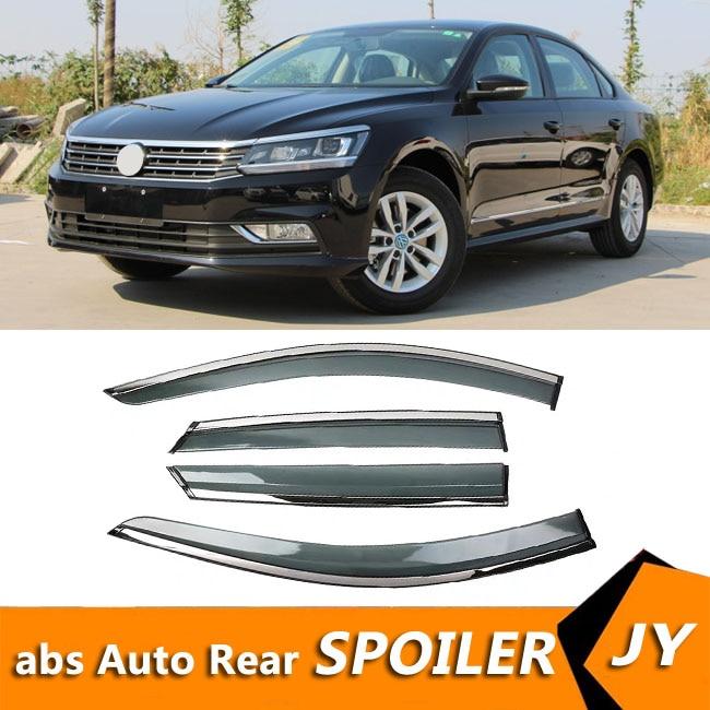 Para Volkswagen Passat 2016-2017 ventana Visor de ventilación tonos Deflector de lluvia...