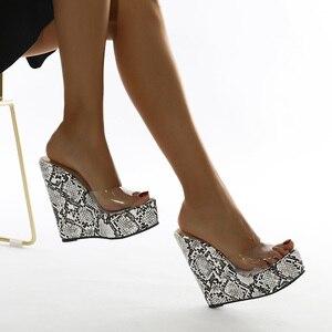Summer women wedge slippers platform flip flops soft comfortable sandals 2021 casual shoes outdoor beach sandals ladies slides