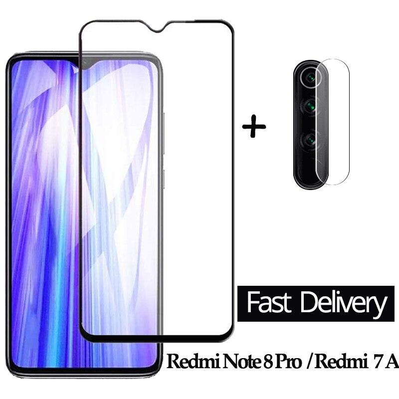 2-в-1 Камера стекло на redmi note 8 pro стекло на редми ноут 8 ксиоми ноут 8 стекло Redmi 7 7a редми 7 а 7а стекло сяоми редми нот 8 про Camera Redmi Note 8 Pro Glass Xiaomi Redmi ...