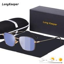 Mens Sunglasses Photochromic Polarized Sunglasses for Drivers Men Sunglasses Women Car Driving Safe Polarizing Male Sun Glasses