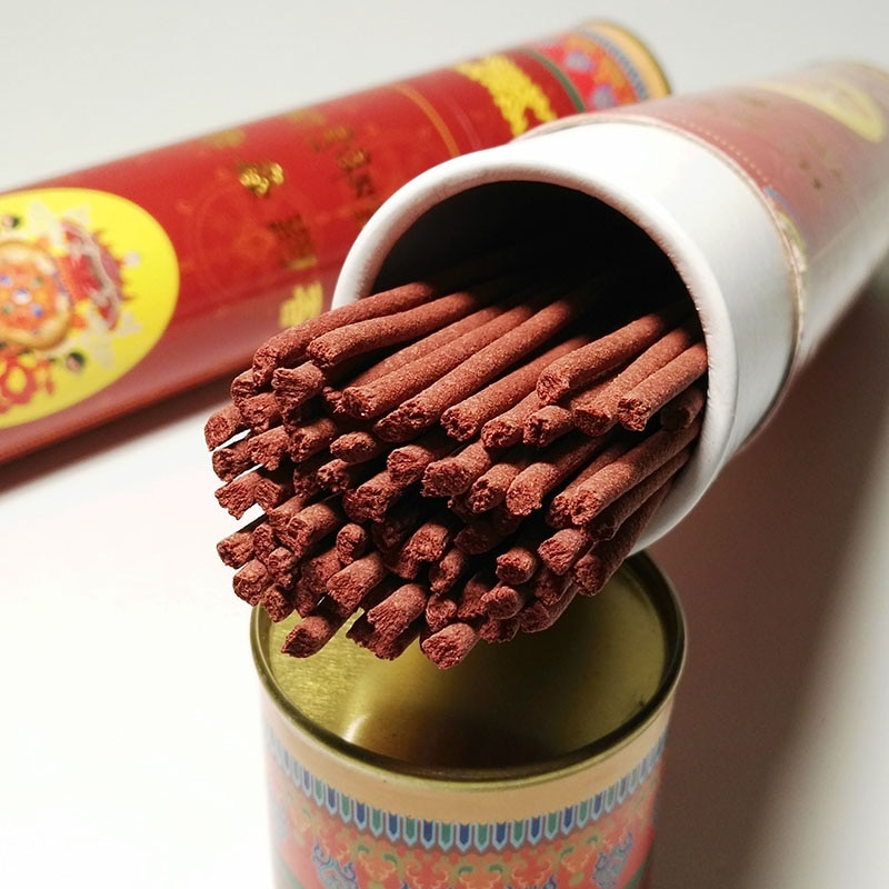 65 Sticks Pure Natural hecho a mano aromaterapia Medicina Tibetana varitas de...