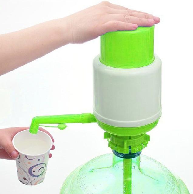 5 Gallon Bottled Drinking Water Hand Press Manual Dispenser 2